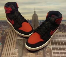 Nike Air Jordan 1 AJ1 KO High OG Bred Black/Varsity Red-White Sz 9.5 638471 001