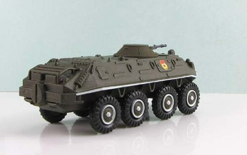 IXO Fabbri 1//72 MILITAIRE TANK CHAR RUSSE BTR-60PB  8X8 transport troupe blindé
