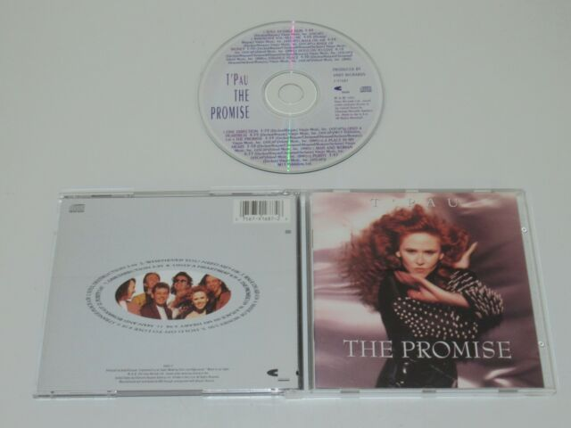 T'PAU/THE PROMISE(CHARISMA 91687-2) CD ALBUM