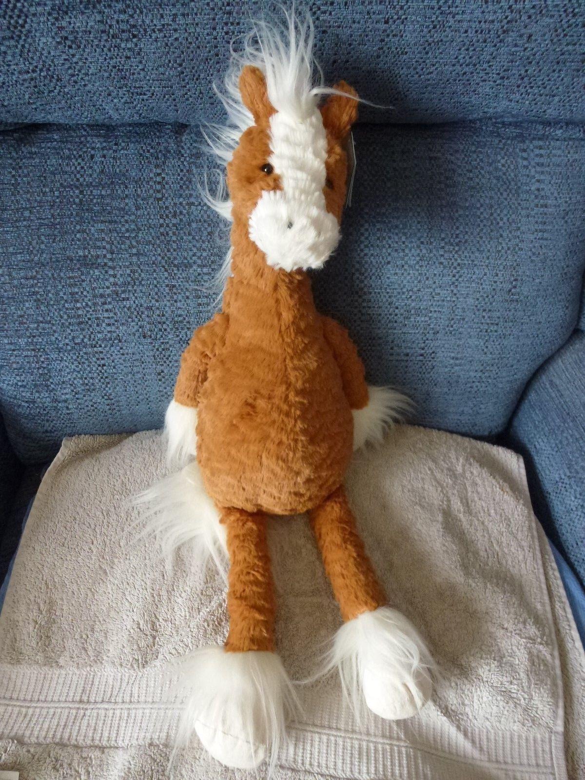 Large Jellycat  I am Dainty Pony  - Brand New with Tag