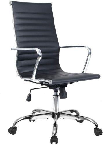 PU Bürostuhl Schreibtischstuhl Drehstuhl Computerstuhl höhenverstellbar