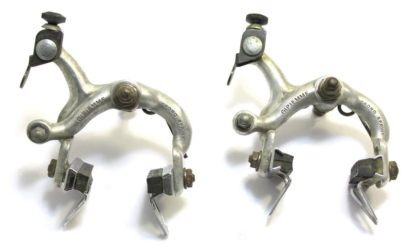 Vintage Race Bike Made  in  Gipiemme CRONOSPRINT Brake Calipers Clips  save up to 70% discount