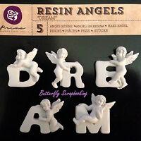 Dream Angels Embellishments, Prima Resins Collection Prima Marketing Inc- 573492