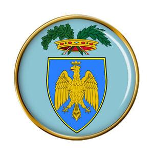 Udine-Province-Italie-Broche-Badge