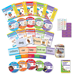 Your-Child-Can-Read-amp-My-Your-Baby-Can-Learn-DELUXE-Vol-1-5-DVD-NEW