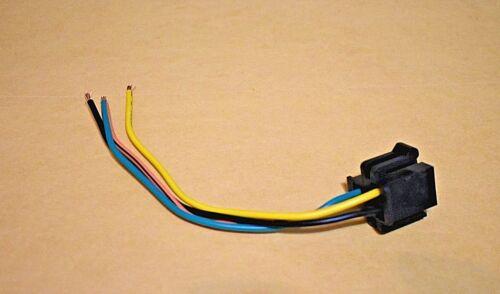 Blower Motor Resistor Connector Repair Harness 1981-2017 Ford  1981-05 Mercury