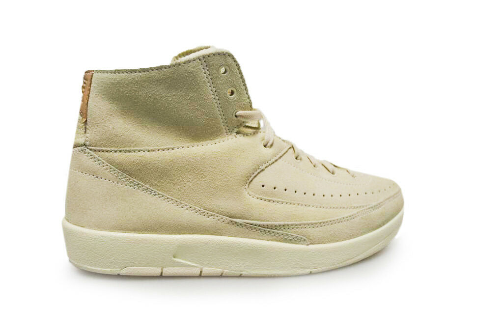 Da Uomo Nike Air Jordan Jordan Jordan 2 Retro Decon - 897521100-Bianco Sporco Scarpe Da Ginnastica ac47e6