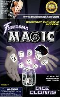 Fantasma Magic Trick Set Kit Toys Dice Cloning - Over 15 Illusions