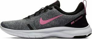Elemental Revisión regional  Nike Flex Experience RN 8 Grey/Pink Women's Running Shoes AJ5908-003 | eBay