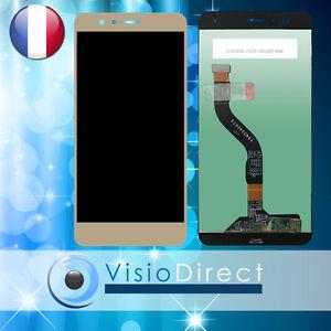 Ecran complet pour Huawei P10 Lite or vitre tactile + ecran LCD   eBay c00d8b045b87