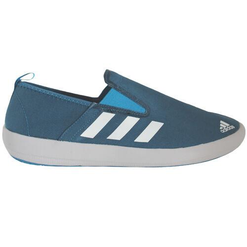 Ginnastica Q34249 Adidas Scarpe Sport Mens Barca On Slip Blu Da D38 Outdoor Dlx 4paqB4