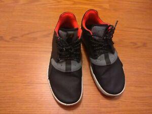 Nike Jordan Eclipse Holiday Black Infrared Men s Size 9 (812303-005 ... c64377f10