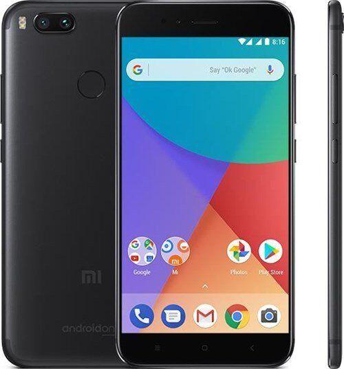 Xiaomi Mi A1 Dual SIM  64 GB Smartphone ohne Vertrag/SIMlock,  schwarz