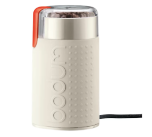Bodum-Bistro-Electric-Blade-Coffee-Grinder-White