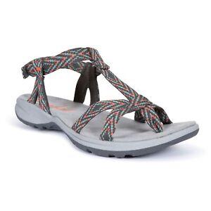 Trespass-Hueco-Womens-Sandals-Summer-Holiday-Walking-Active-Trekking-Shoes