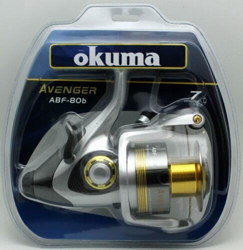 Okuma Avenger ABF Bait Feeder Spinning Reels Série B choisissez votre modèle!