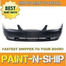Fits 1999 2000 2001 2002 2003 2004 Ford MustangFront Bumper Painted (FO1000437)