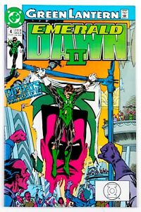 Green-Lantern-Emerald-Dawn-II-4-1991-DC-Unread-NM