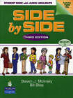 Side by Side 3 Student Book with Audio CD Highlights by Steven J. Molinsky, Bill Bliss (Mixed media product, 2003)