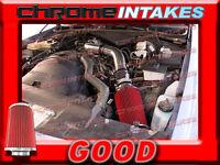 Black Red 92 93 94 95 Ford Crown Victoria/town Car/grand Marquis Full Air Intake