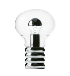 ingo maurer lampada da tavolo bulb 1966 design lampe ebay. Black Bedroom Furniture Sets. Home Design Ideas