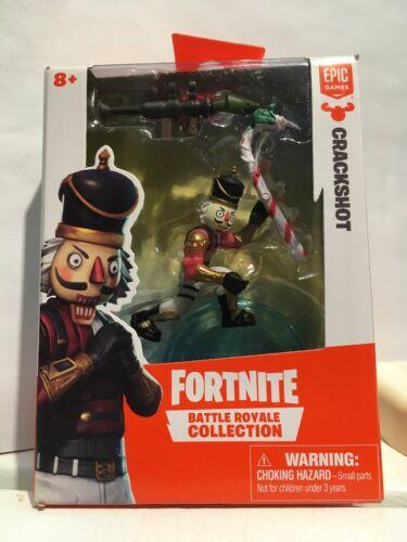 Fortnite Crackshot Figure Battle Royale Collection Moose New In Box
