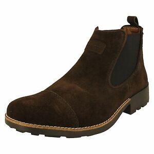 Rieker Rieker Boots Rieker 36063 36063 36063 Rieker Mens Mens Brown Mens Boots Boots Brown Brown Mens zwFaUC