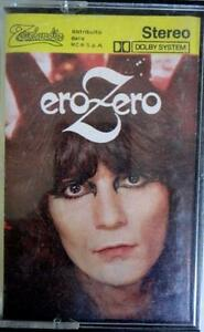 Renato Zero - EroZero (Cassetta, Album) - Italia - Renato Zero - EroZero (Cassetta, Album) - Italia