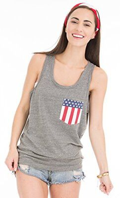 Venley NCAA Courtney Womens Relaxed-Fit Modal Tank