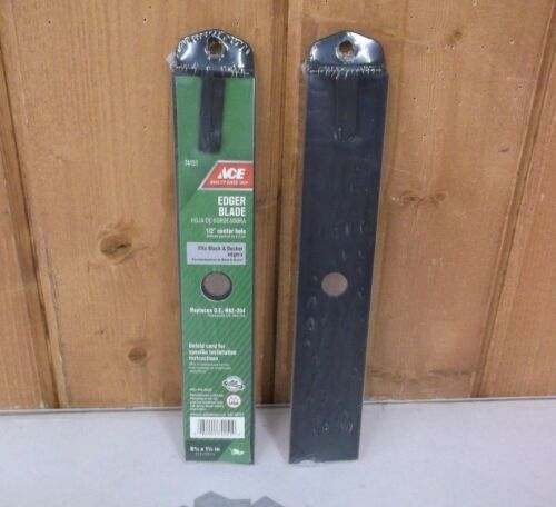 """2 1-1//2/"""" Replacement Edger Blade for Black /& Decker Replaces 82-304"""