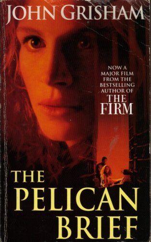 The Pelican Brief,John Grisham- 9780099382911