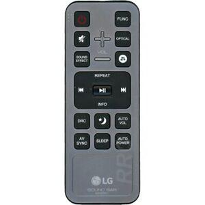 Details about LG AKB74375511 Sound Bar Remote Control