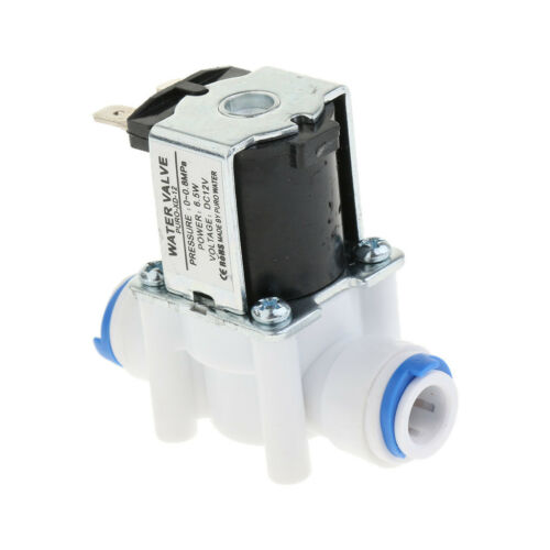 3//8 Inch 24V Inlet Feed Water Solenoid Valve N//C Normally Closed RO System