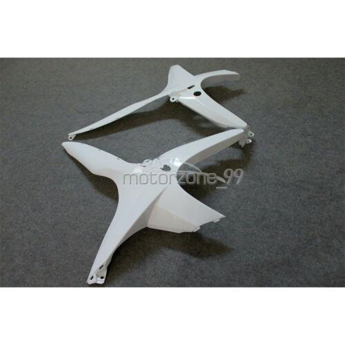 Unpainted ABS Fairing Bodywork Kit For Suzuki GSX-R600 GSXR 750 2008-2010 09 K8