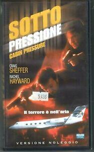 Sotto-Pressione-Can-2001-VHS-Eagle-Video-Craig-Sheffer-Rachel-Hayward