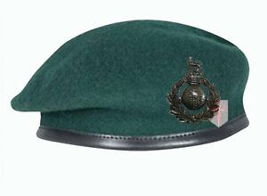 High-Quality-Royal-Marines-Commando-Green-Beret-Official-Cap-Badge-All-Sizes