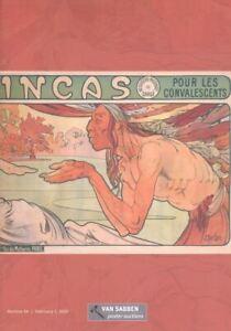 Catalogue-Van-Sabben-Poster-Auction-54-01-02-2020-HB