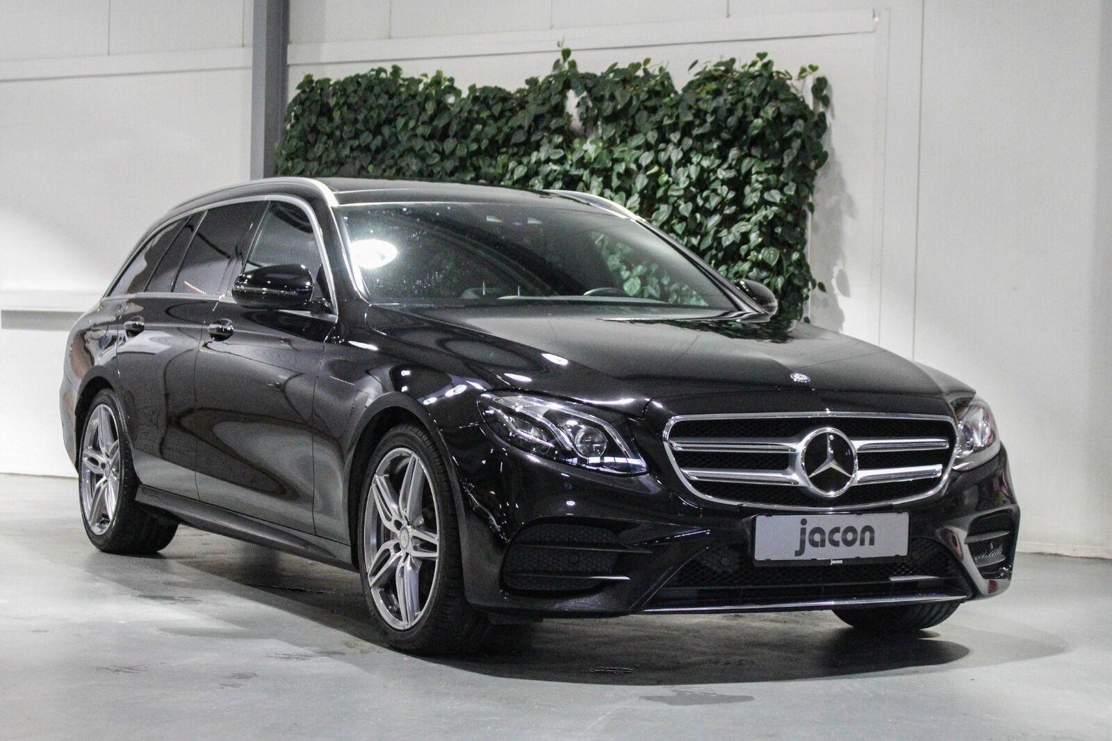Mercedes E220 d 2,0 AMG Line stc. aut. 5d - 3.999 kr.