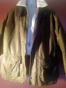 Veste Style Sportswear Taille Bnwot Fourrure De Trop Moyen Chaud Col cireux 6SwRIR