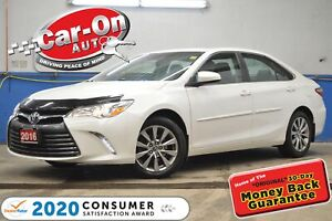 2016 Toyota Camry XLE LEATHER NAV REAR CAM HTD SEATS FULL PWR GRP
