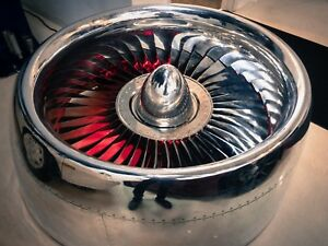 Boeing 737 Jet Engine Coffee Table Pratt & Whitney Aircraft Turbine