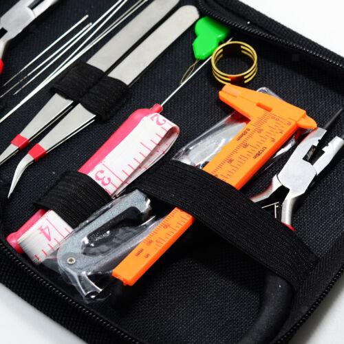 19er DIY Schmuck Werkzeug Scheren Sets zur Schmuckherstellung