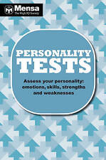 Mensa Personality Tests, Mensa Ltd, New Book