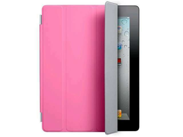 APPLE IPAD 2 SMART COVER - PINK MD308LL/A - GENUINE APPLE - NEW - FREE SHIPPING™