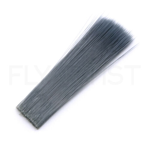 MAYFLY TAILS 10 Colors Available NEW! Hareline Fly Tying Tail Fiber Material