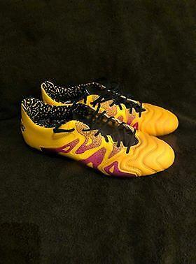 Adidas X 15.1 SG Leather Footbtutti stivali