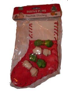 Rawhide-Christmas-Stocking-Treats-For-Dogs-Food-Xmas-Gift