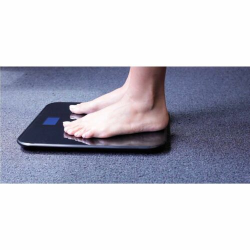 Full Body Analysing Smart Scales Bluetooth Wireless With  IOS /& Android App FREE