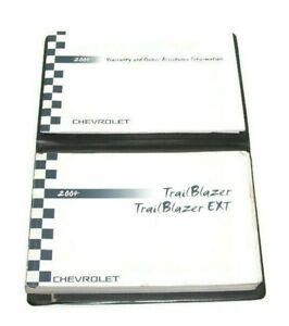 2004-Chevrolet-Trailblazer-Factory-Original-Owners-Manual-Portfolio-7
