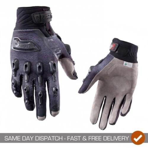 Leatt Adults GPX 5.5 Windproof ENduro Motocross Adventure Motor Bike Gloves